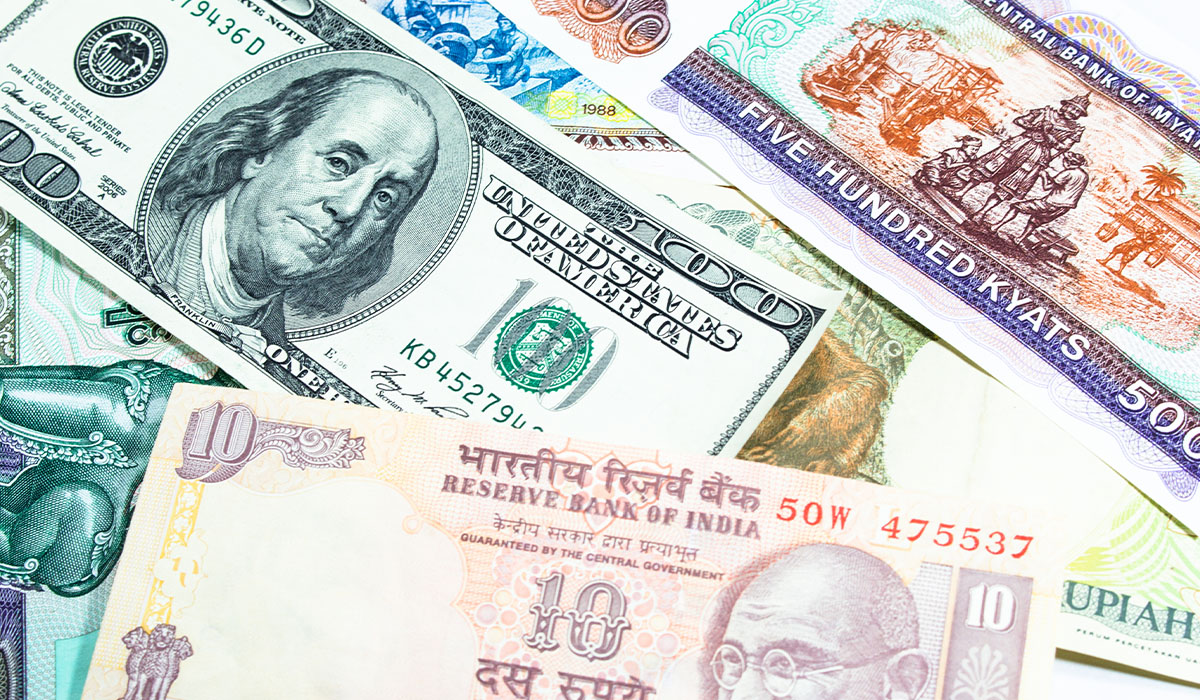 Currency Exchange Blog Cover Image