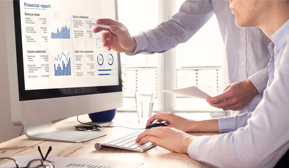 ERP Financial Planning blog