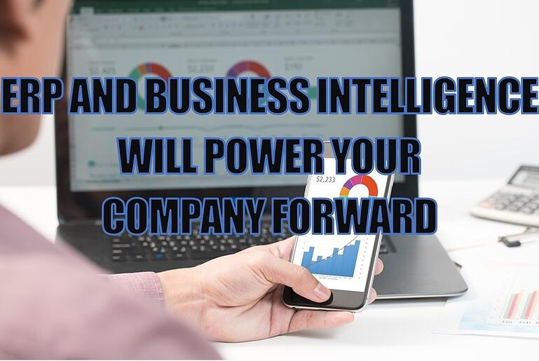 ERP and BI Will Power Your Company