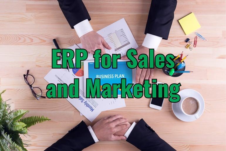 ERP Sales Marketing