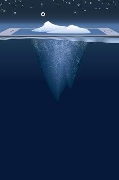 Hidden Data Illustration