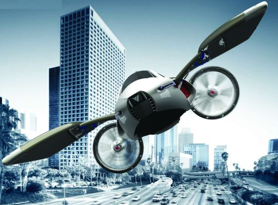 flying car business growth