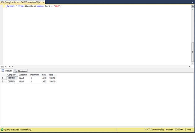 Epicor ERP Example 4