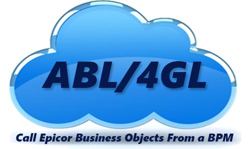 ABL-4GL code Epicor