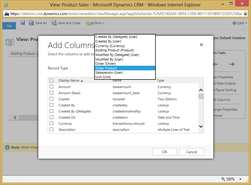 Microsoft-Dynamics-CRM-View-Product-Sales