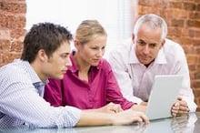 collaboration-team-working-laptop