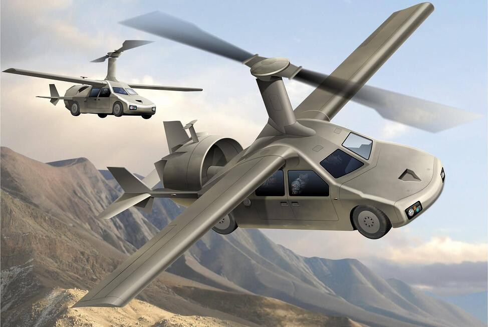 flying cars and business growth