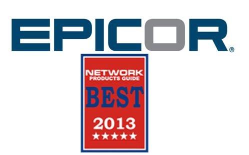 Epicor 2013 award ERP