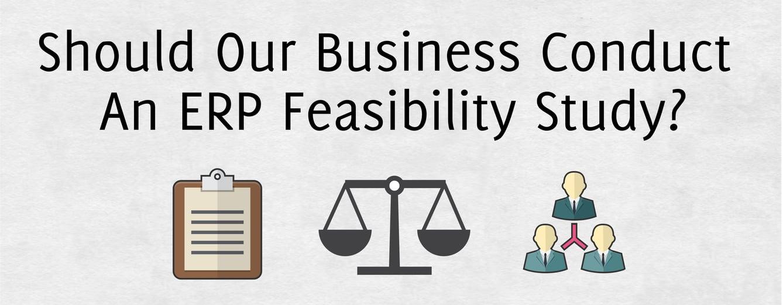 erp feasibility study