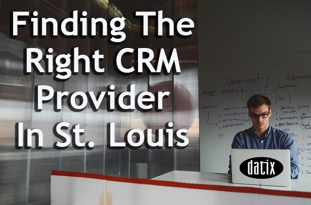 CRM Provider in St. Louis