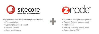 sitecore and znode ecommerce integration