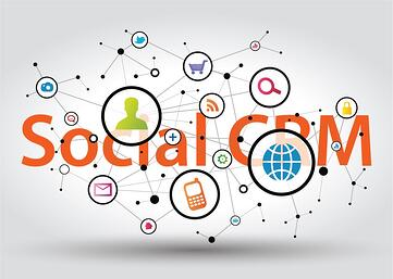 social CRM for business helps customer engagement