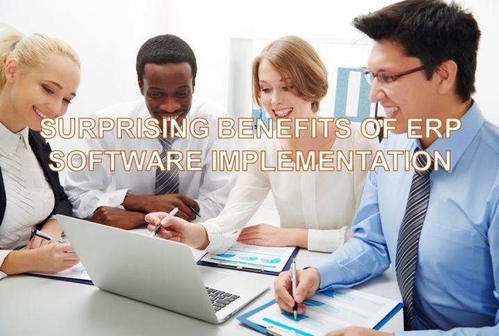 Surprising Benefits of ERP Implementation