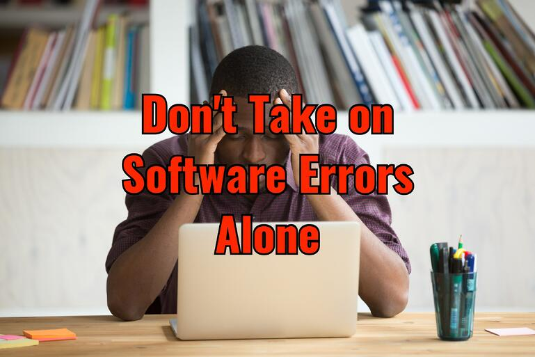 Unity Software Error Handling