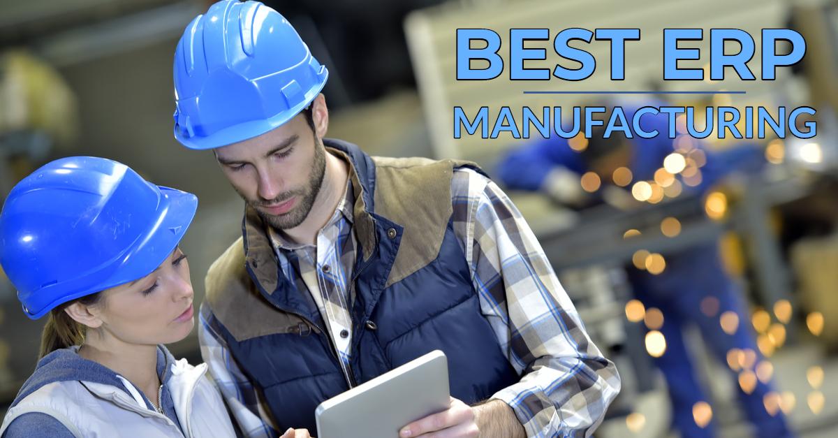 Best ERP Manufacturing
