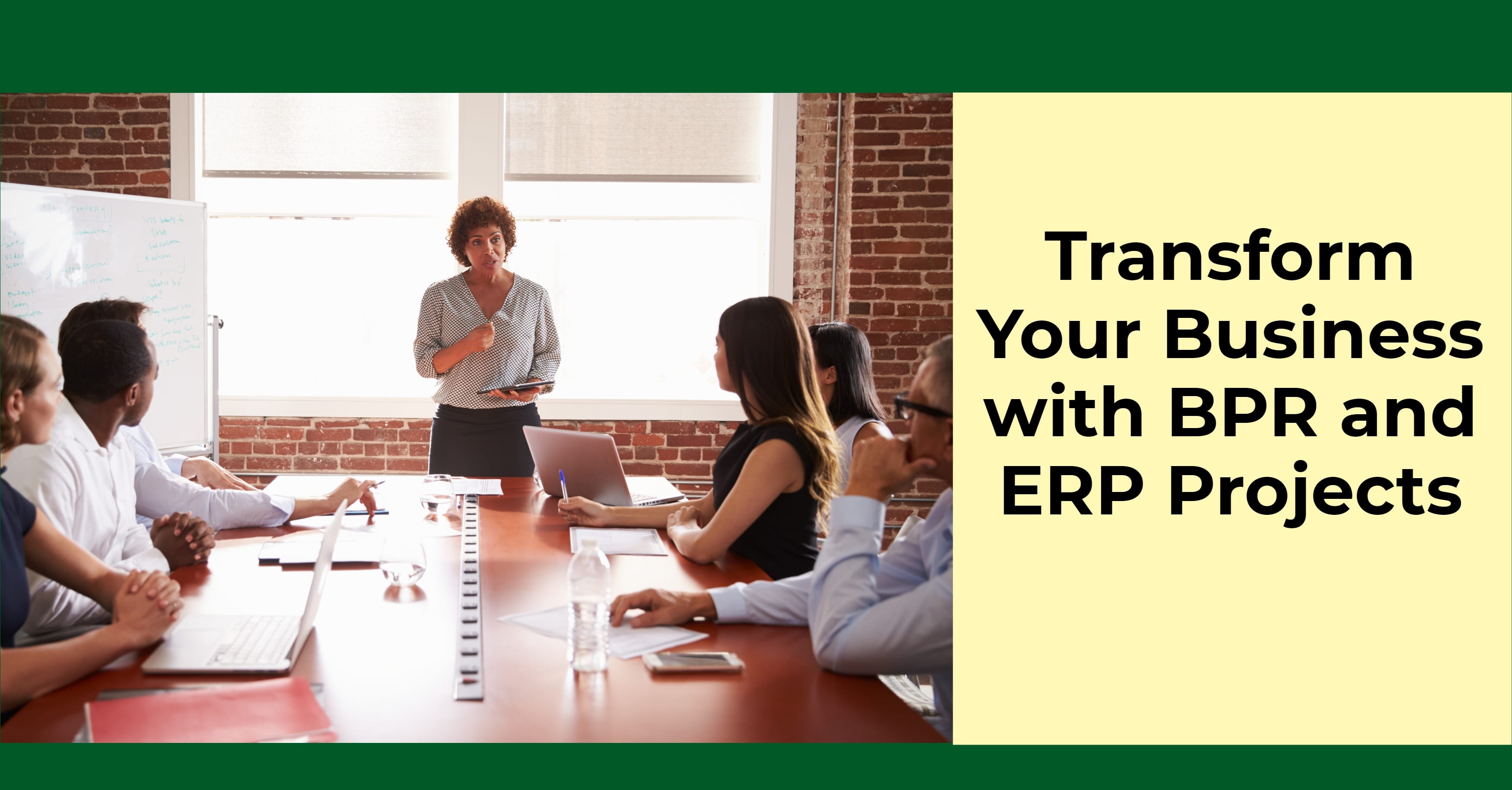 BPR and ERP