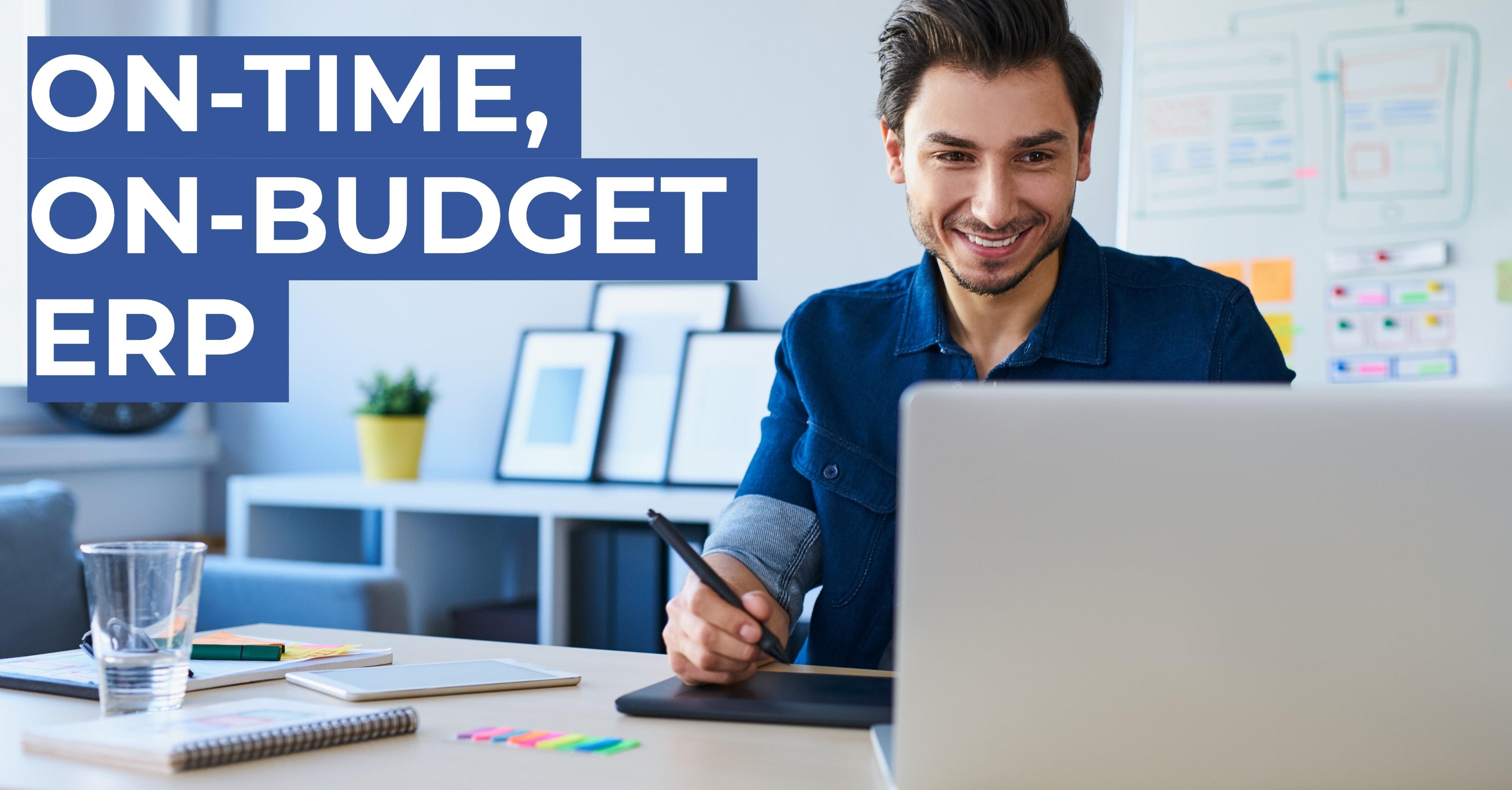 Budget Schedule ERP