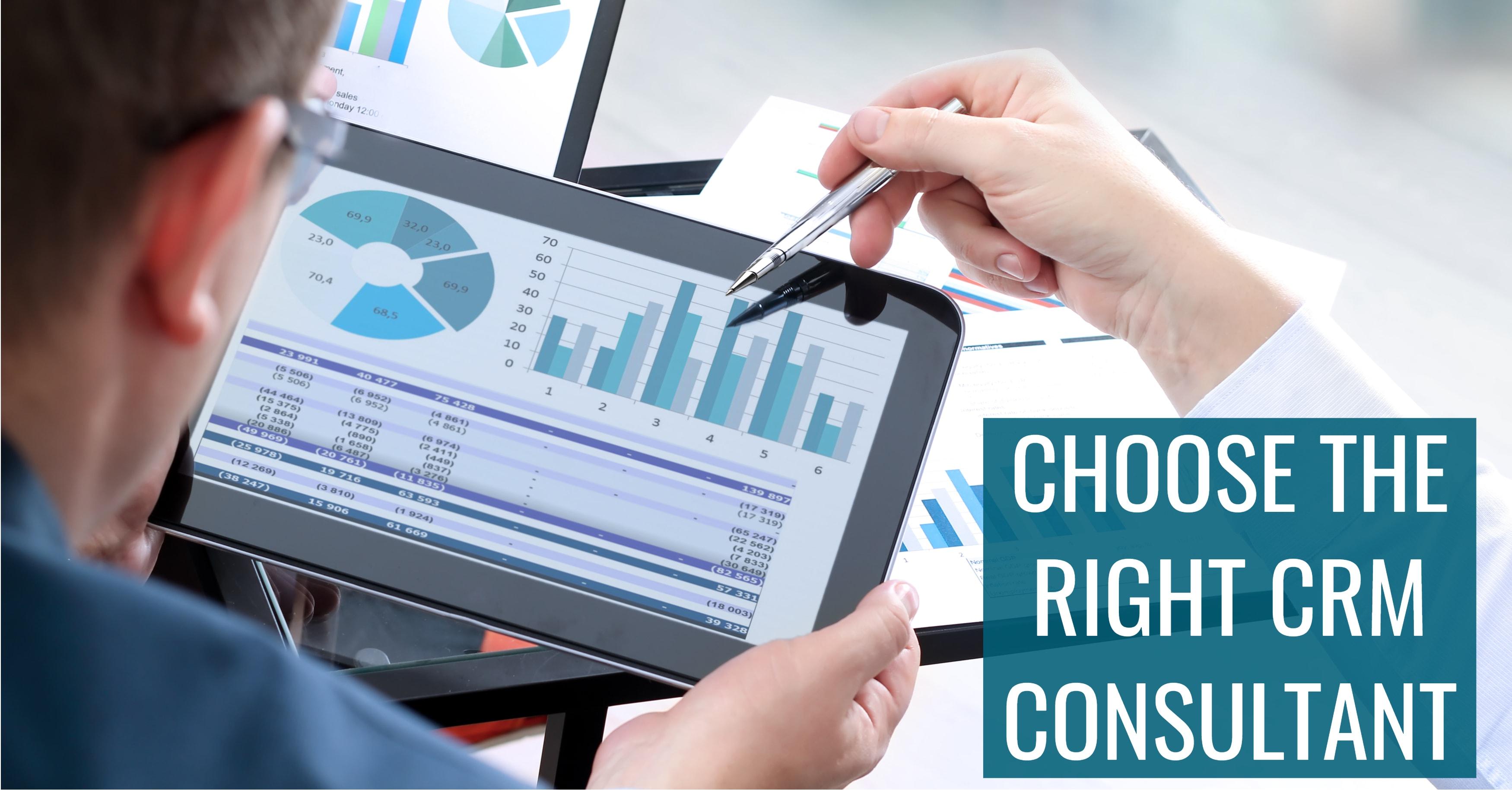 Choose CRM Consultant
