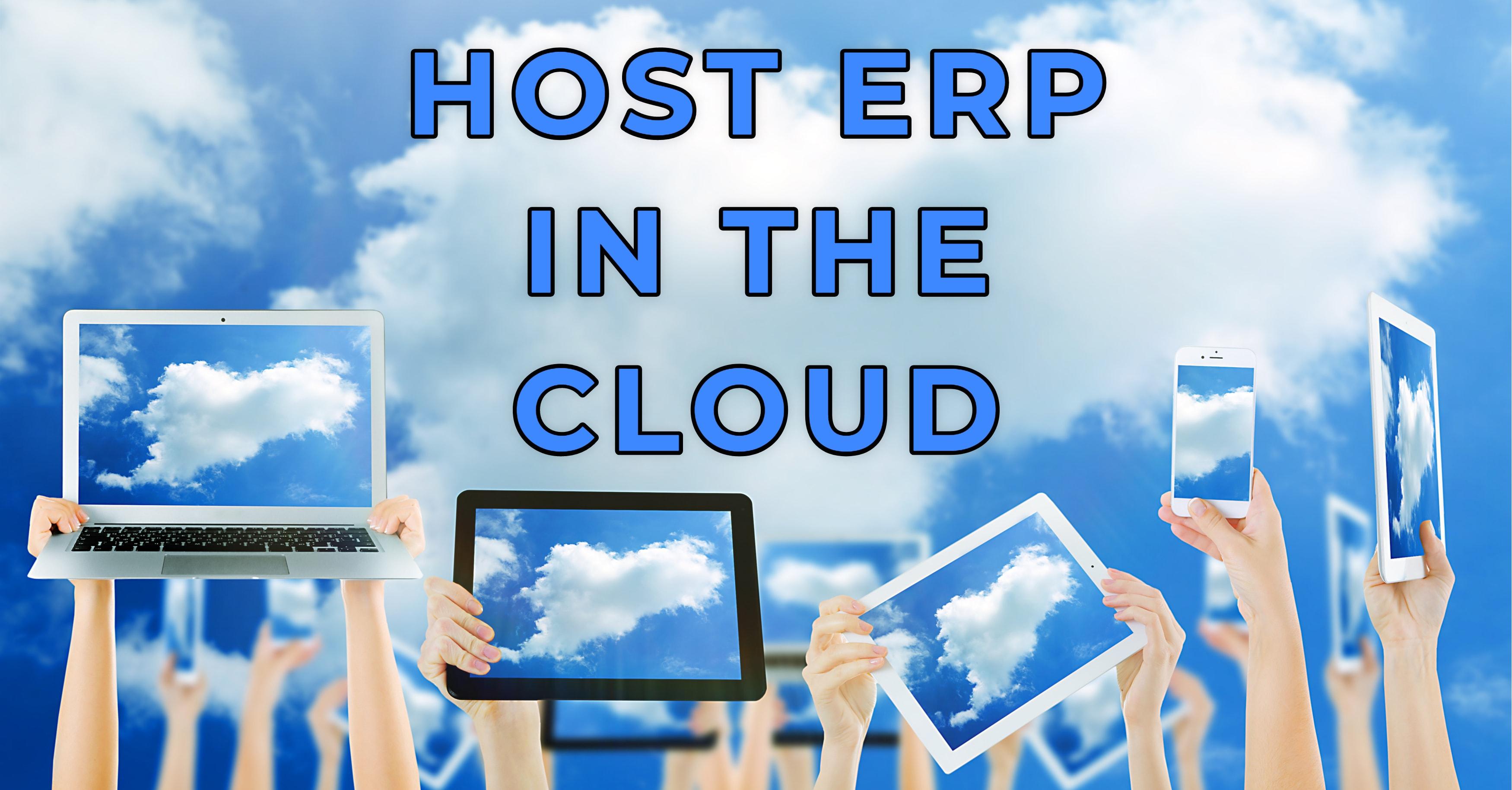 Cloud Manufacturing ERP