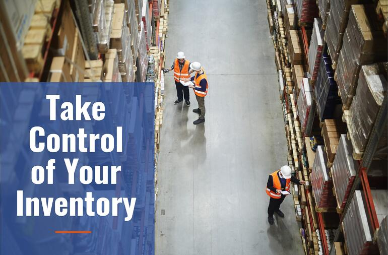 Control Inventory Epicor