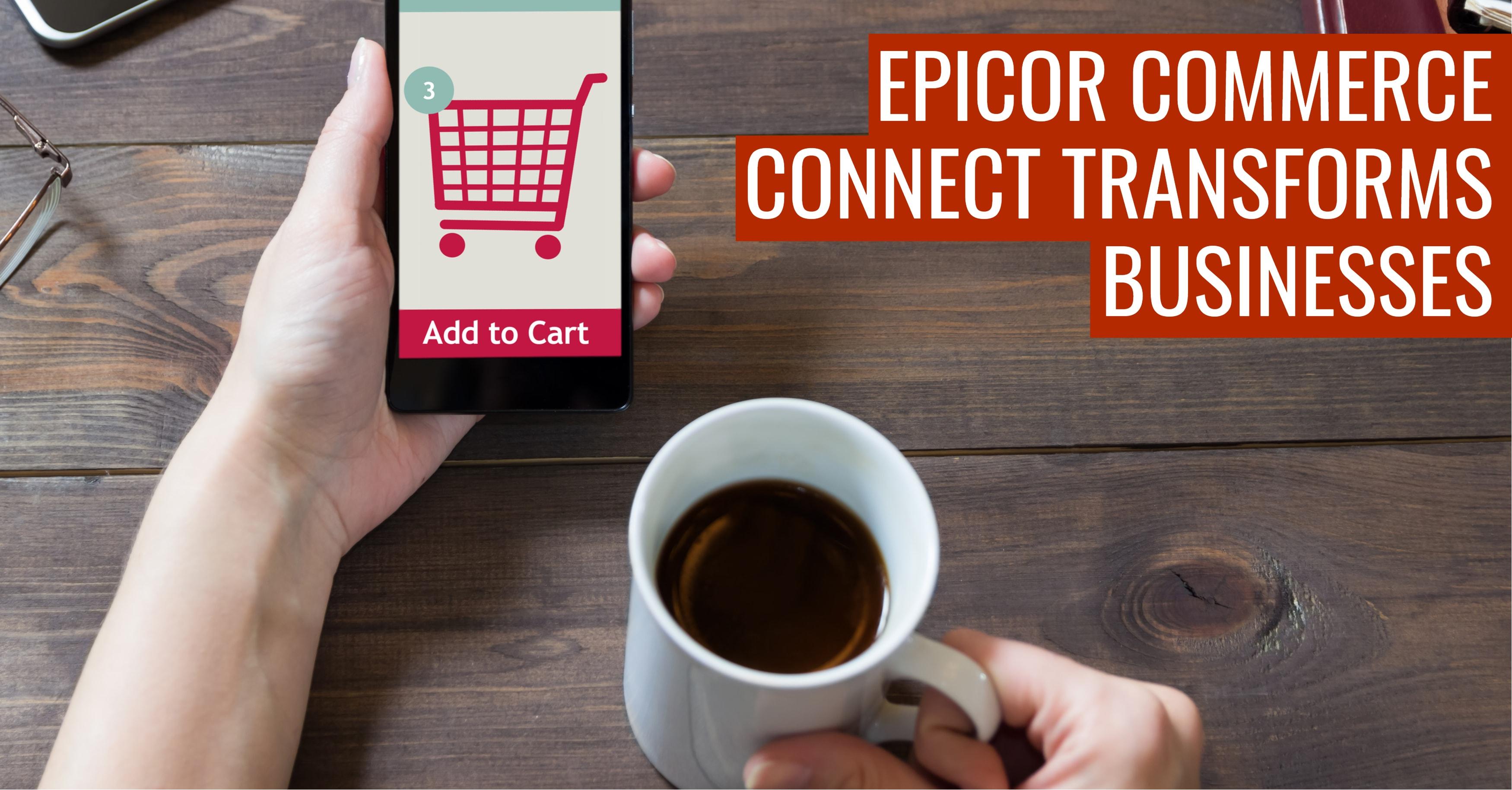Epicor Commerce Connect