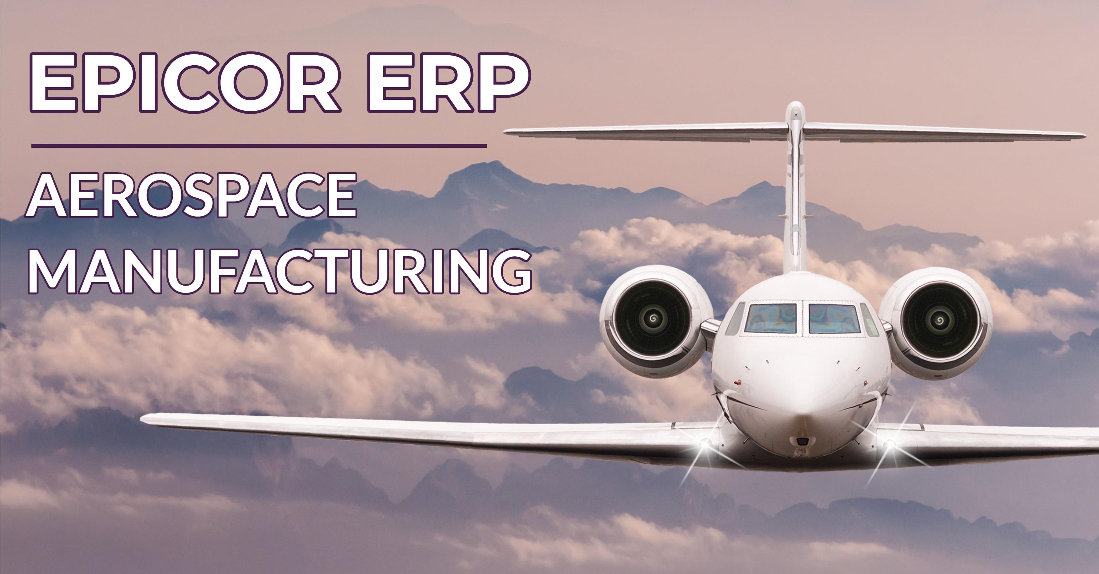 Epicor ERP Aerospace