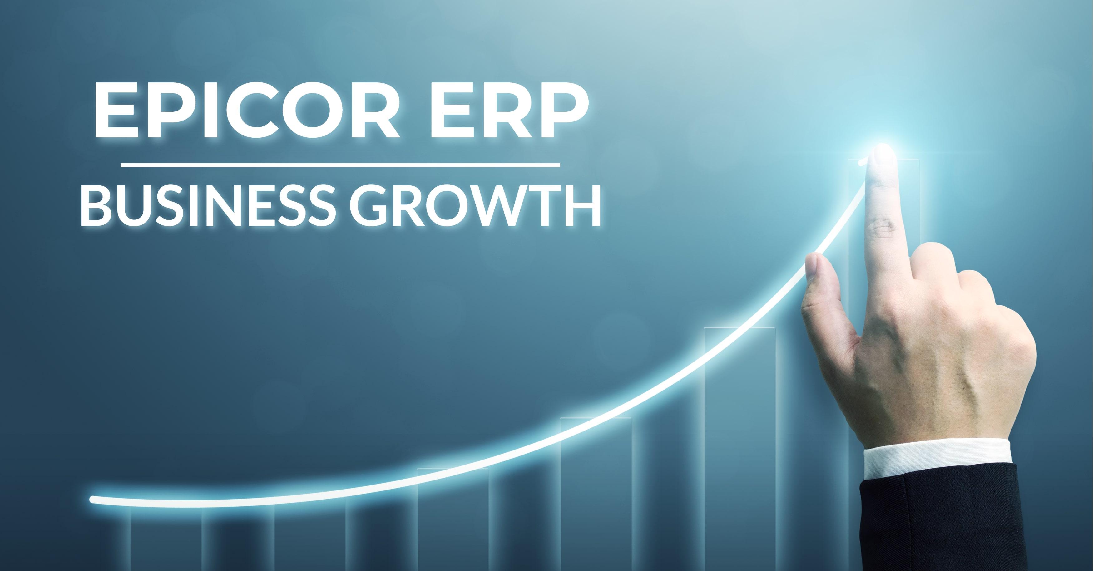 Epicor ERP Business Growth