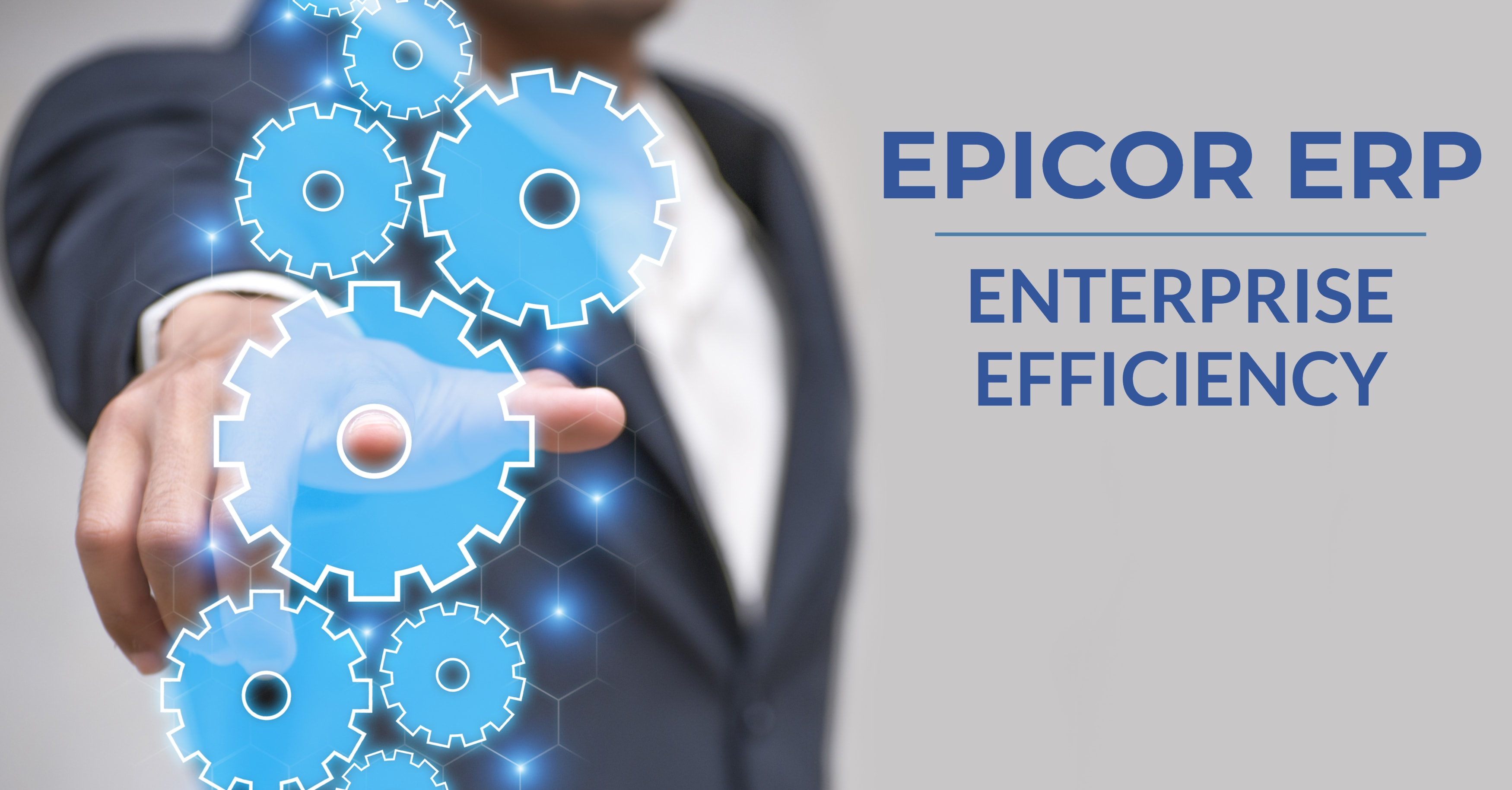 Epicor ERP Efficiency