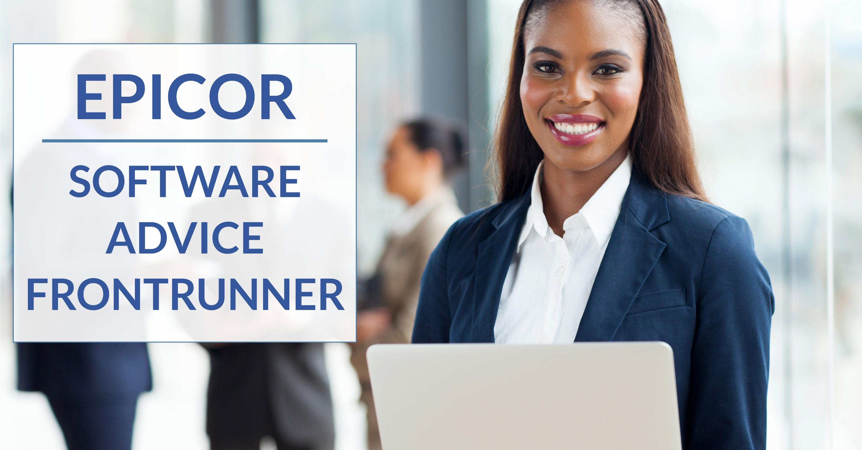 Epicor ERP Frontrunner