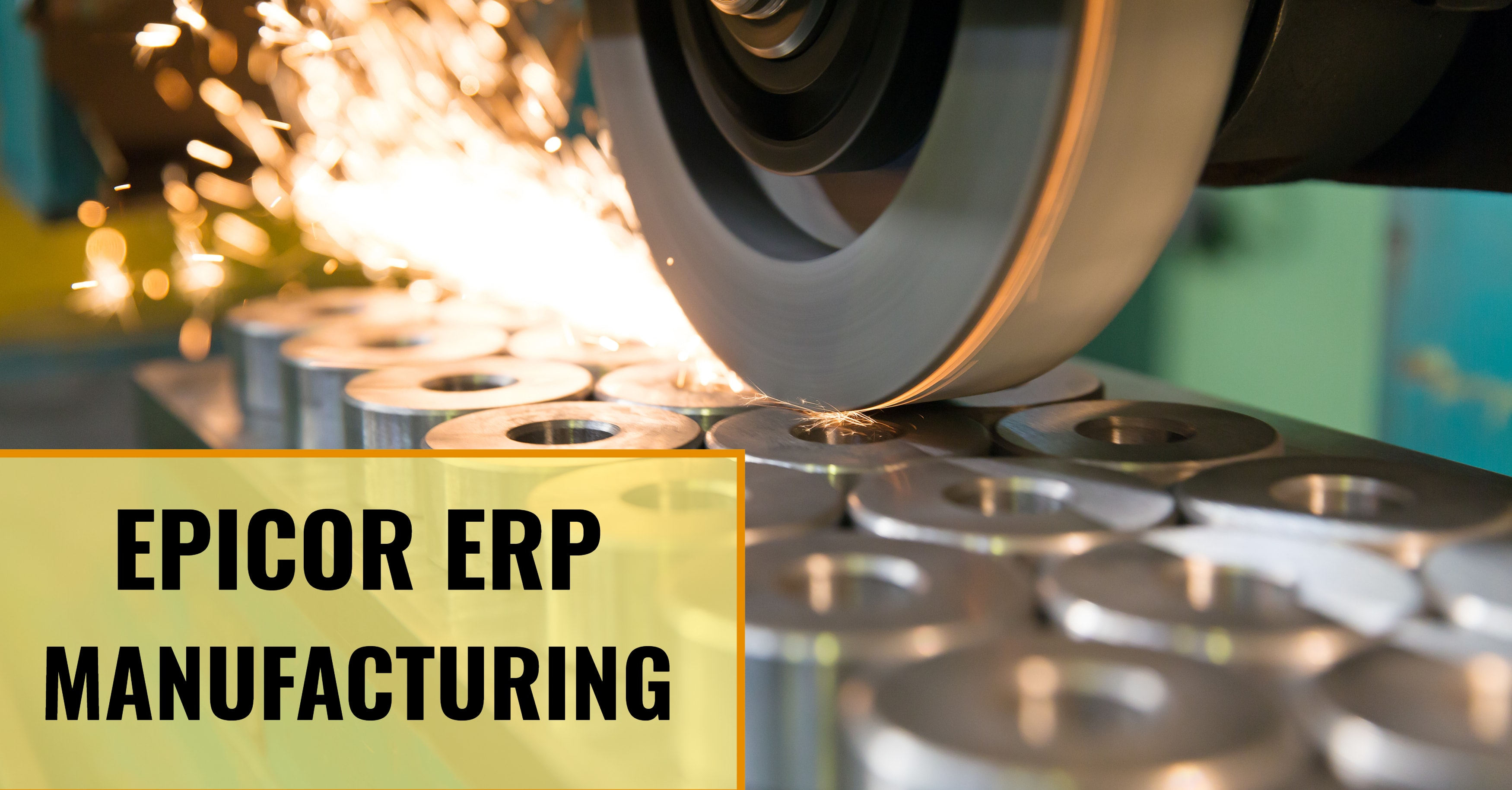 Epicor ERP Manufacturing