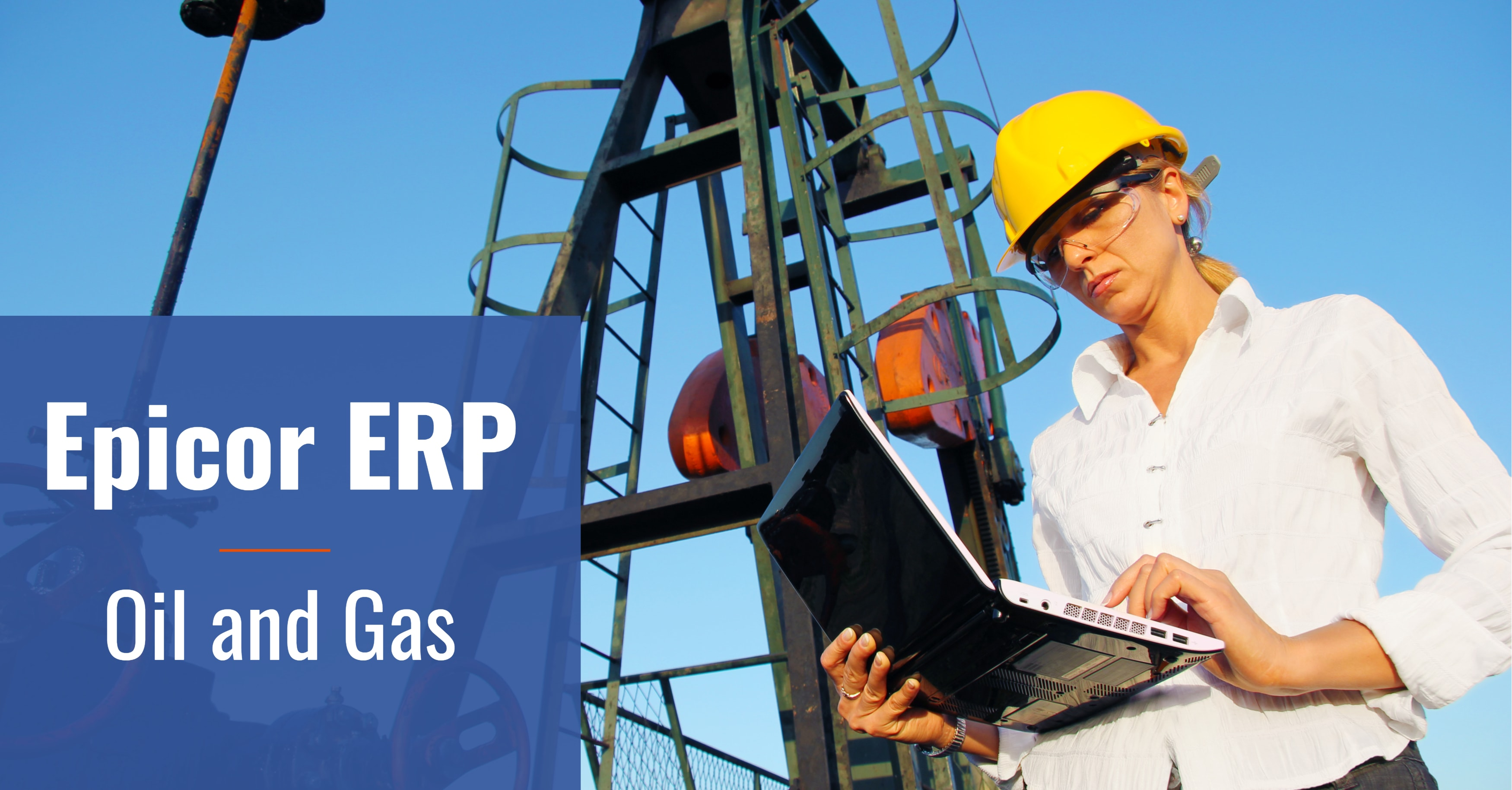 Epicor ERP Oil Gas