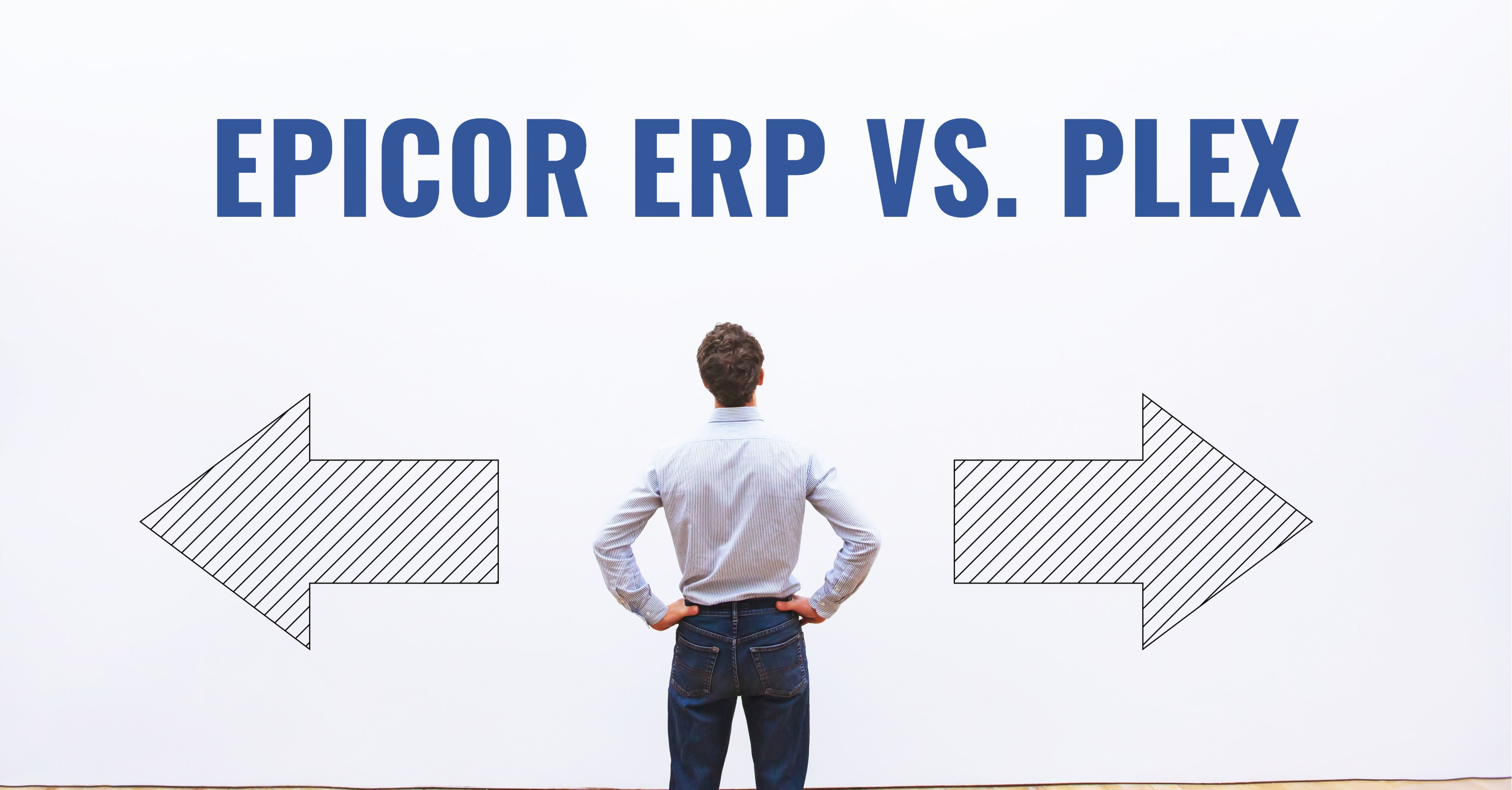 Epicor ERP vs. Plex