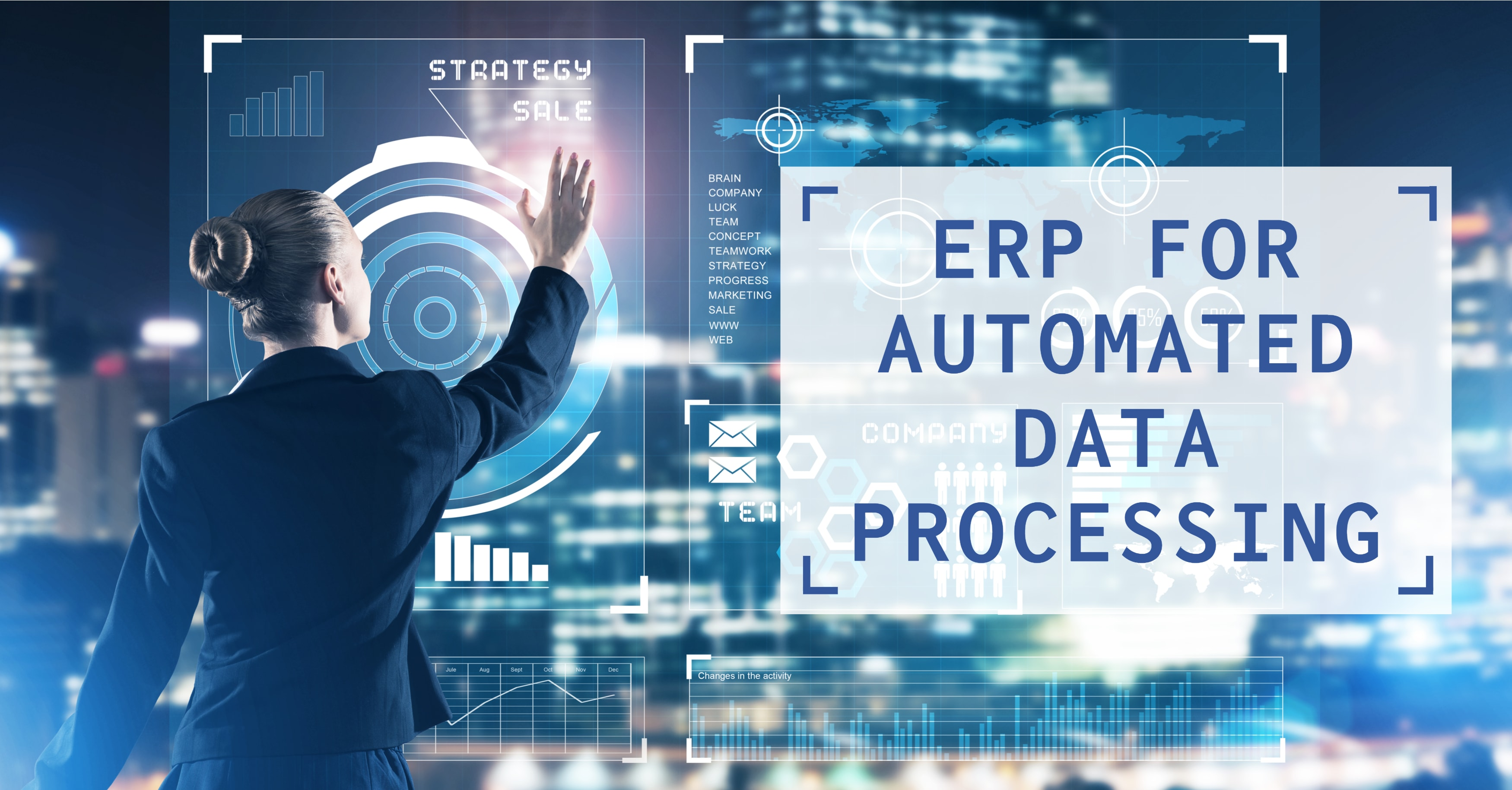 ERP Automated Data Processing