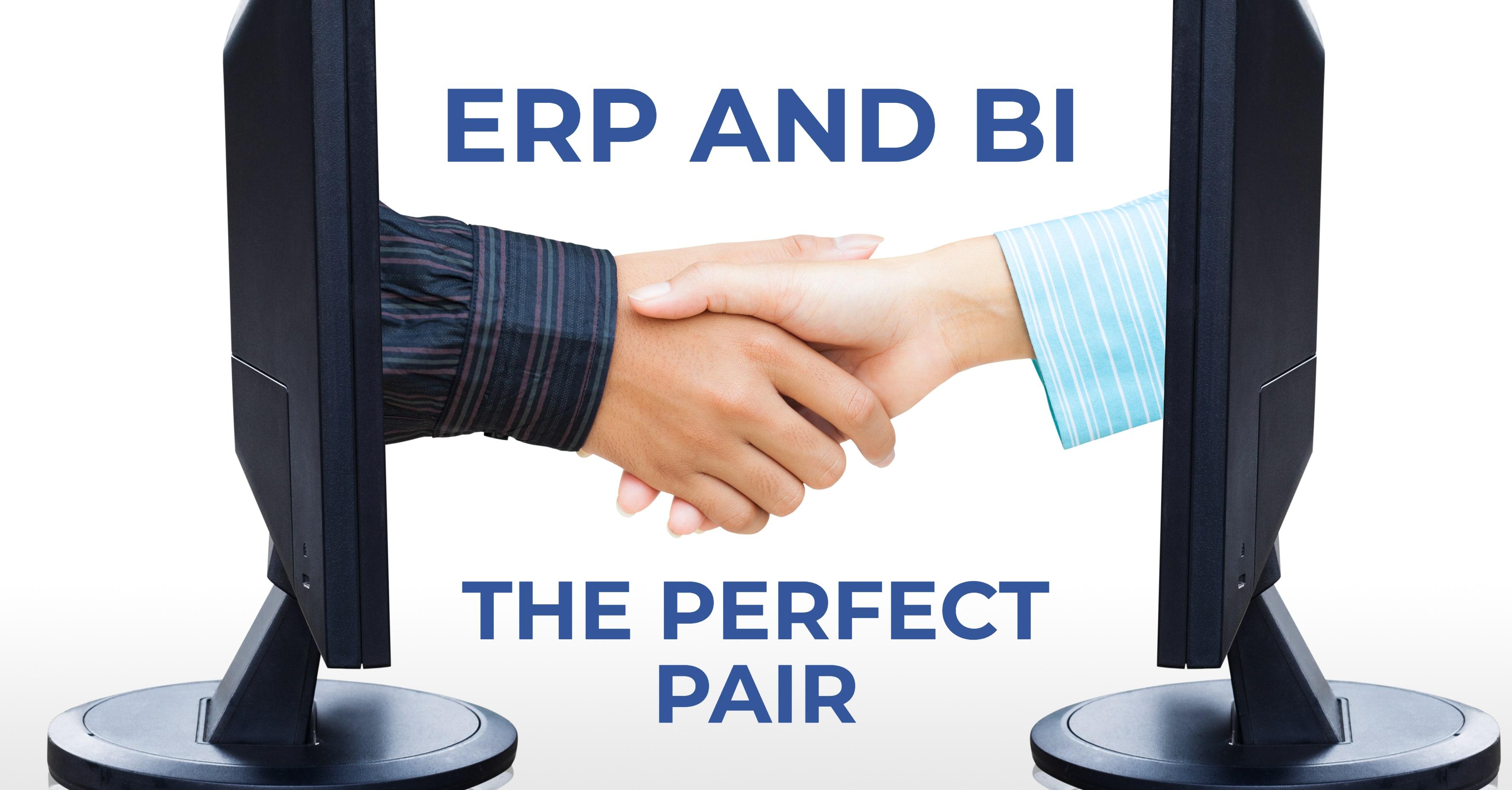 ERP BI Perfect Pair