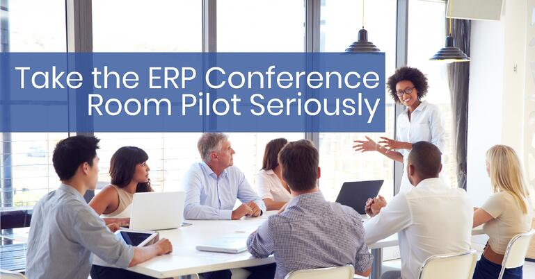 ERP Conference Room Pilot