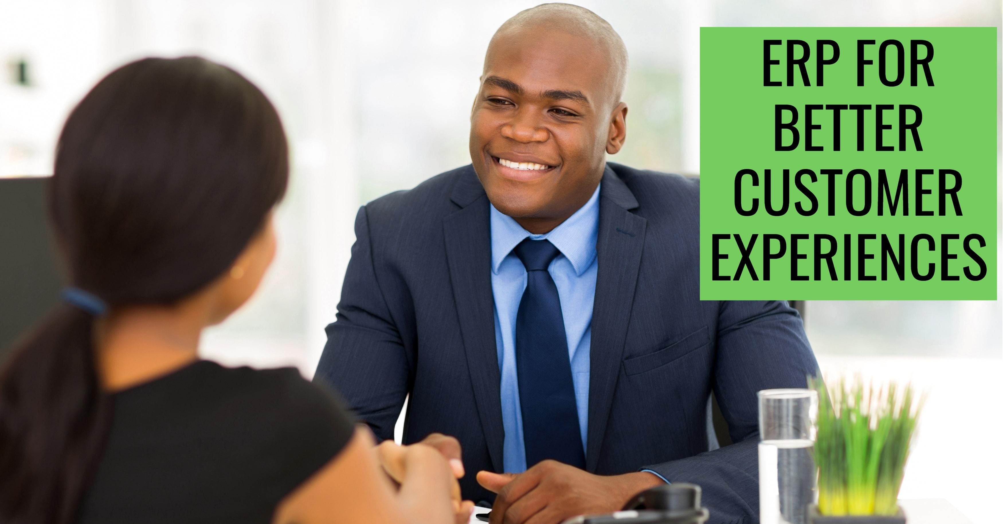 ERP Customer Experience