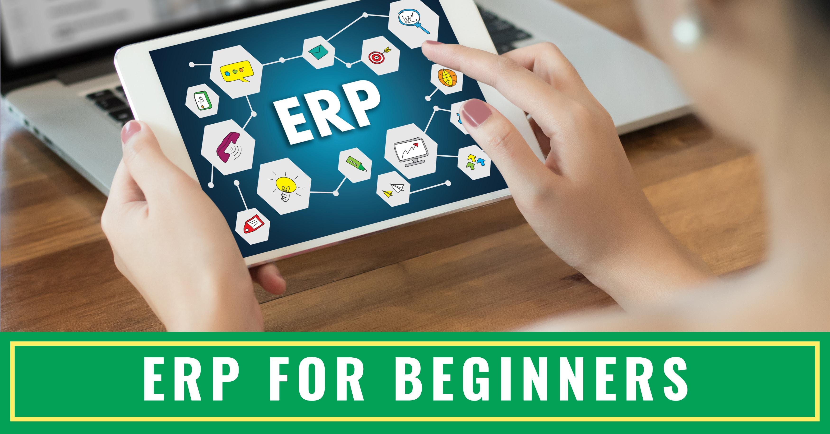 ERP for Beginners