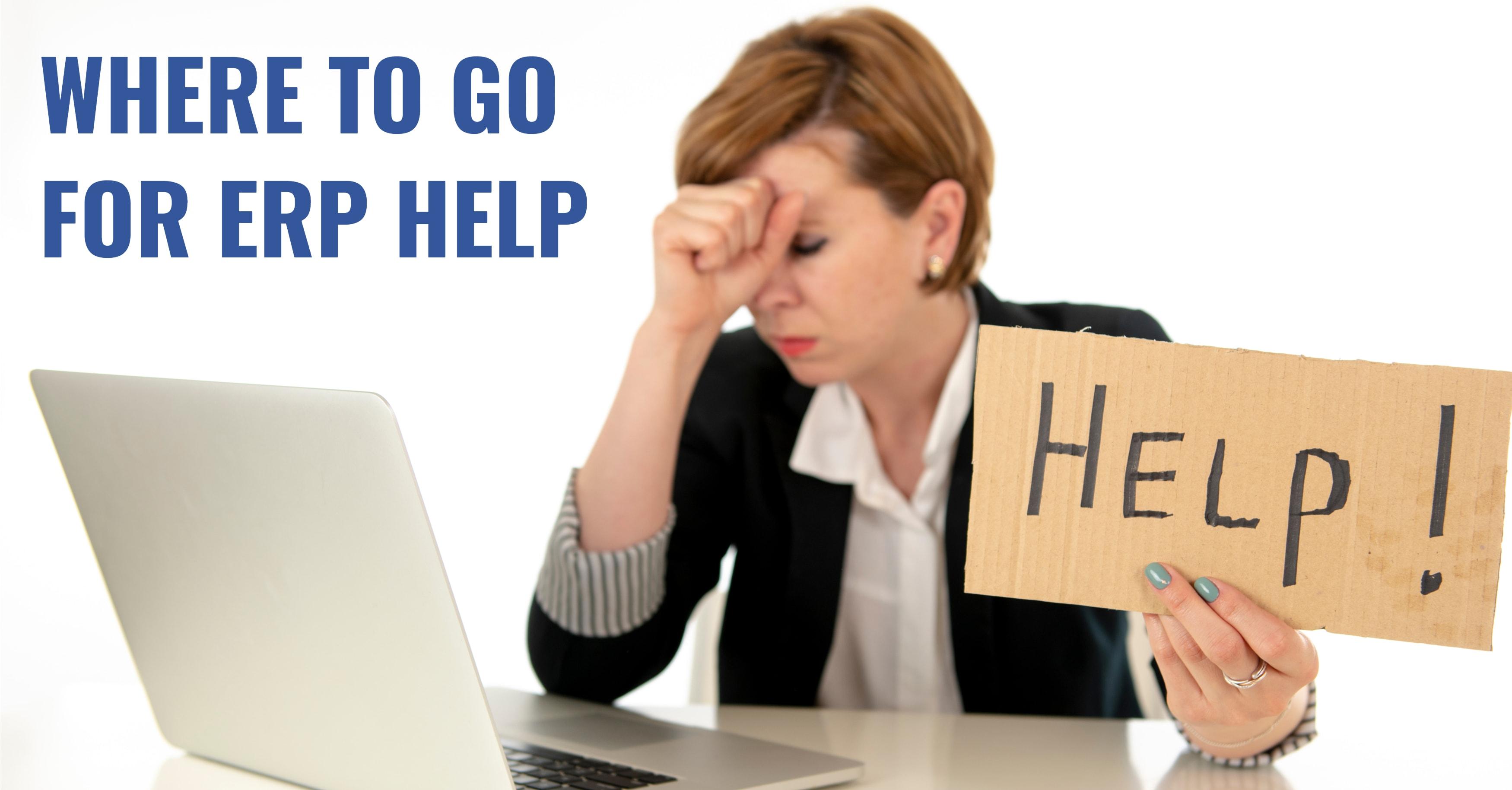 ERP Help