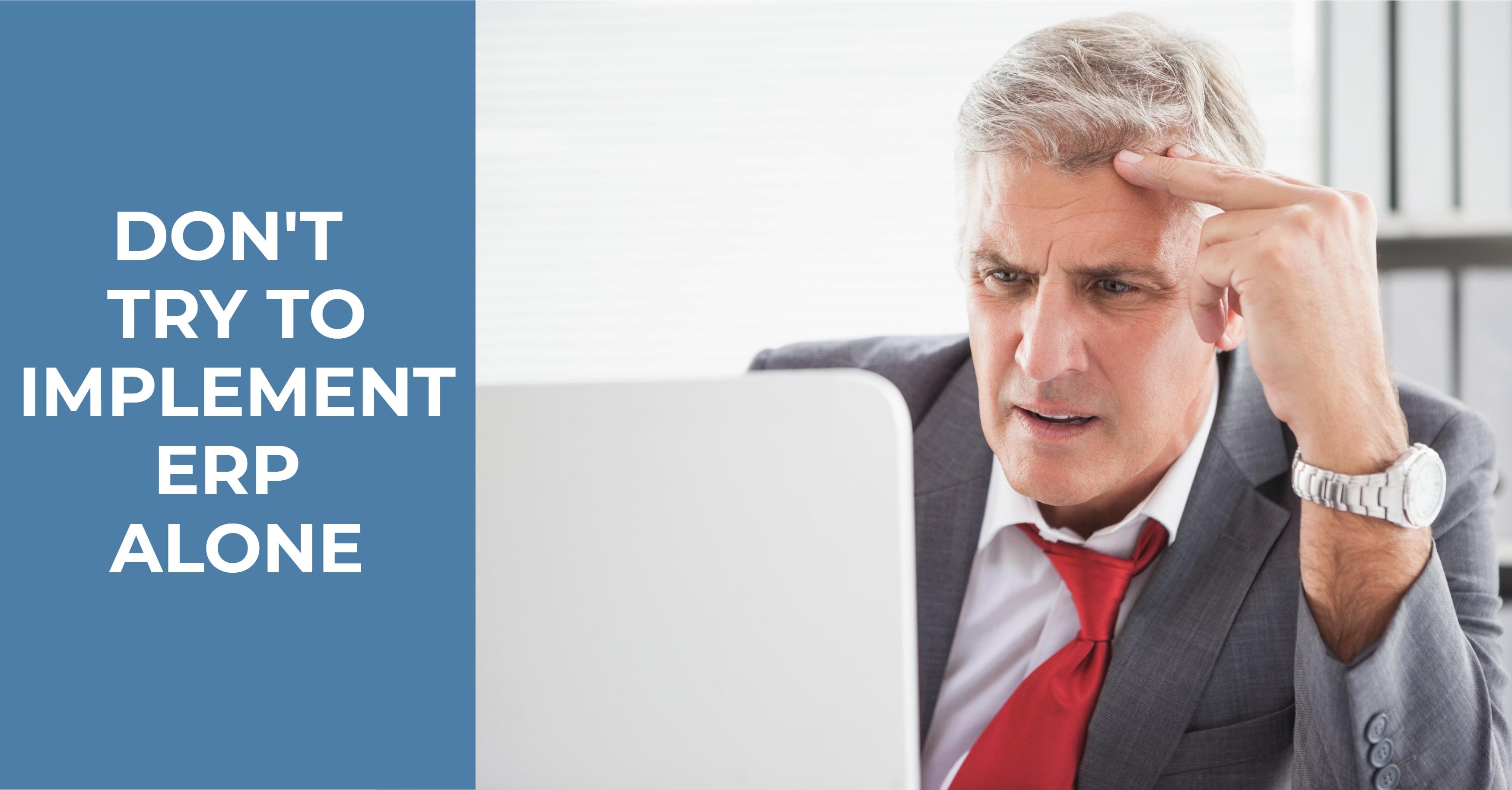 ERP Implementation Consultant