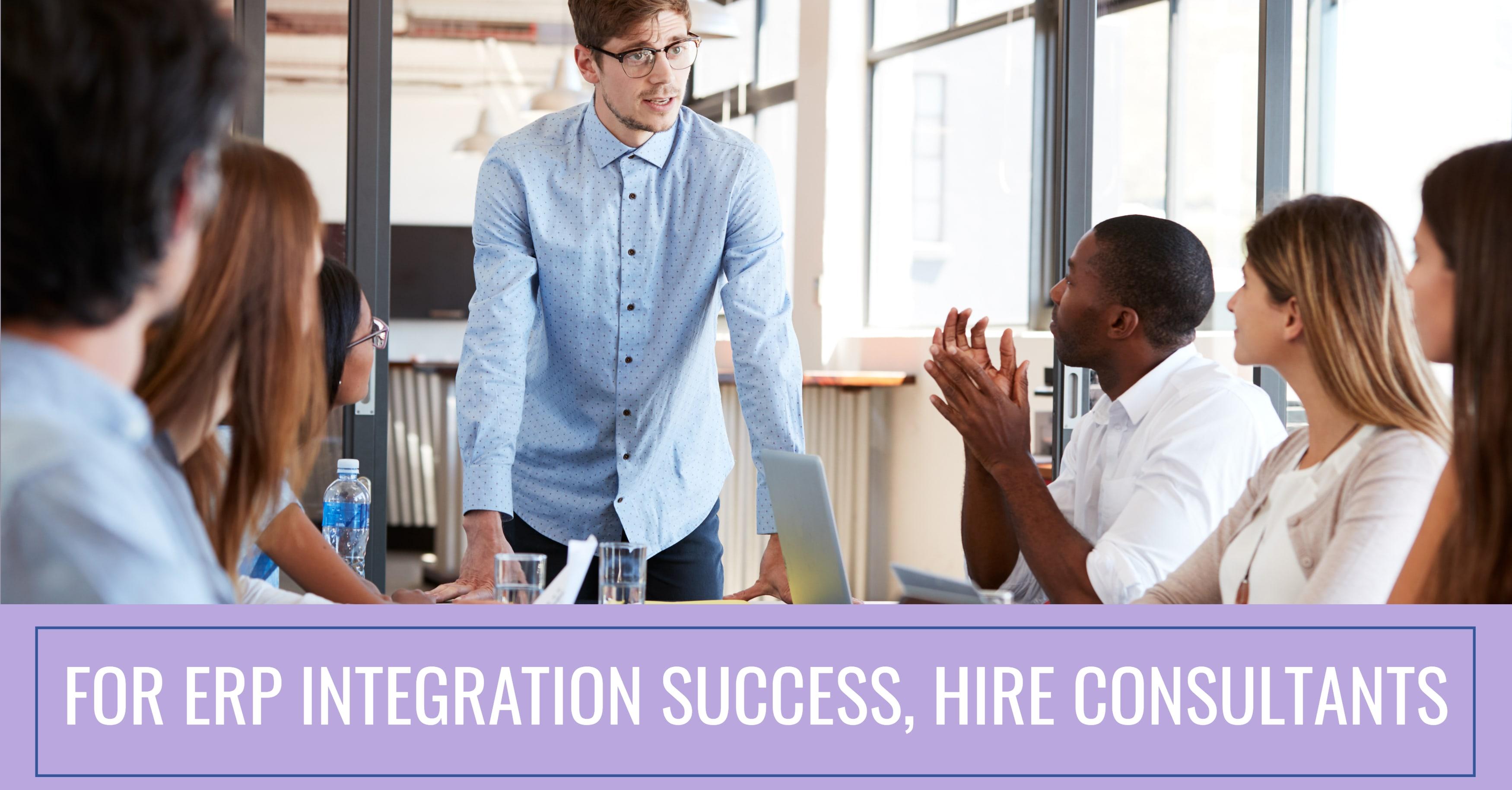 ERP Integration Consultants