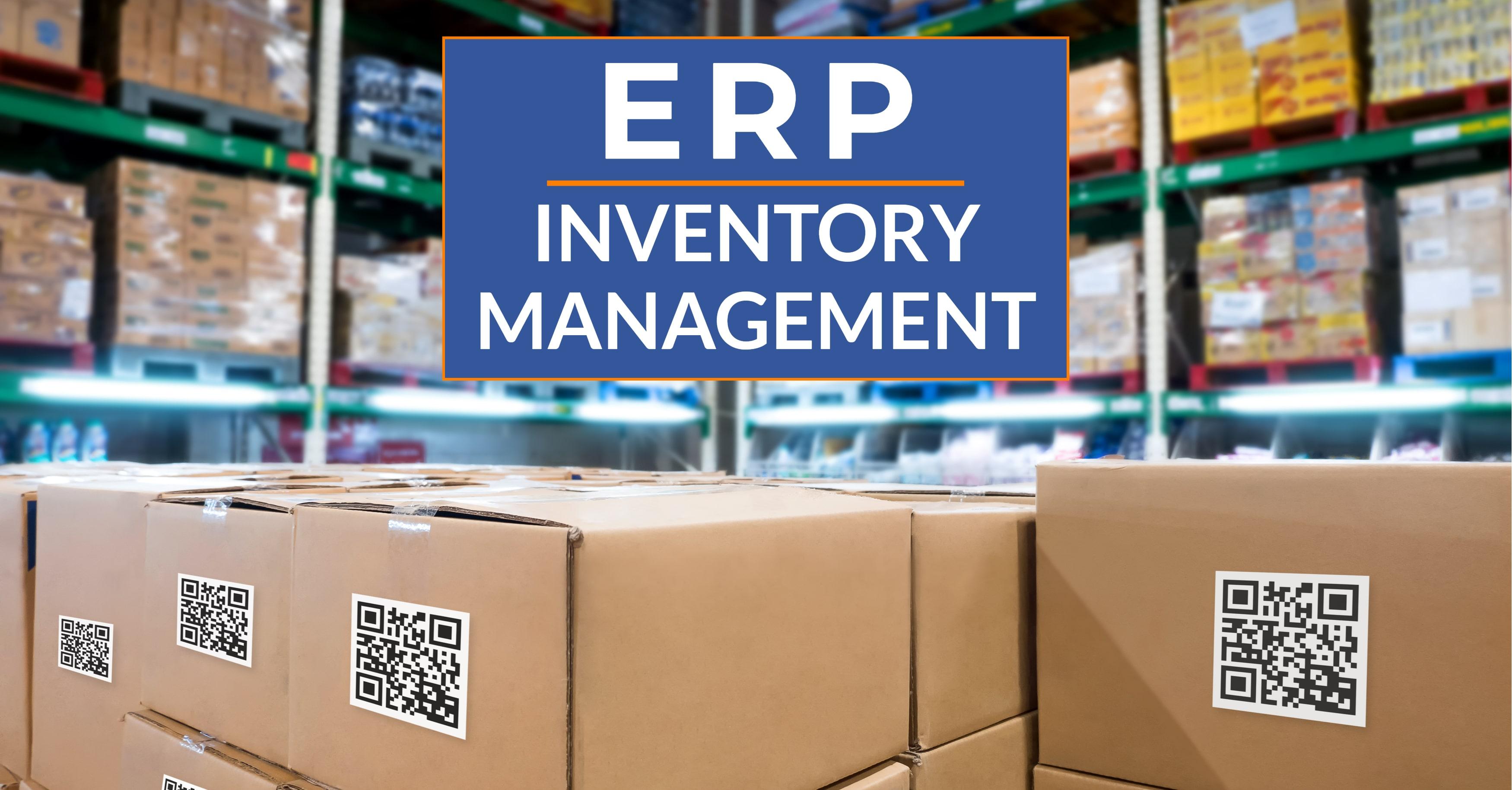 ERP Inventory Management