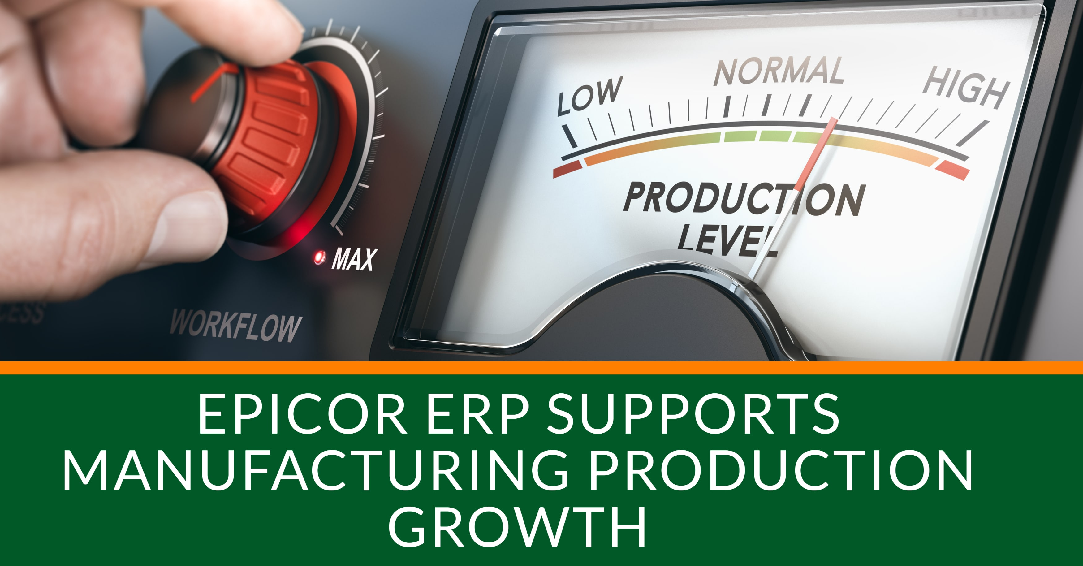 ERP Manufacturing Production Growth