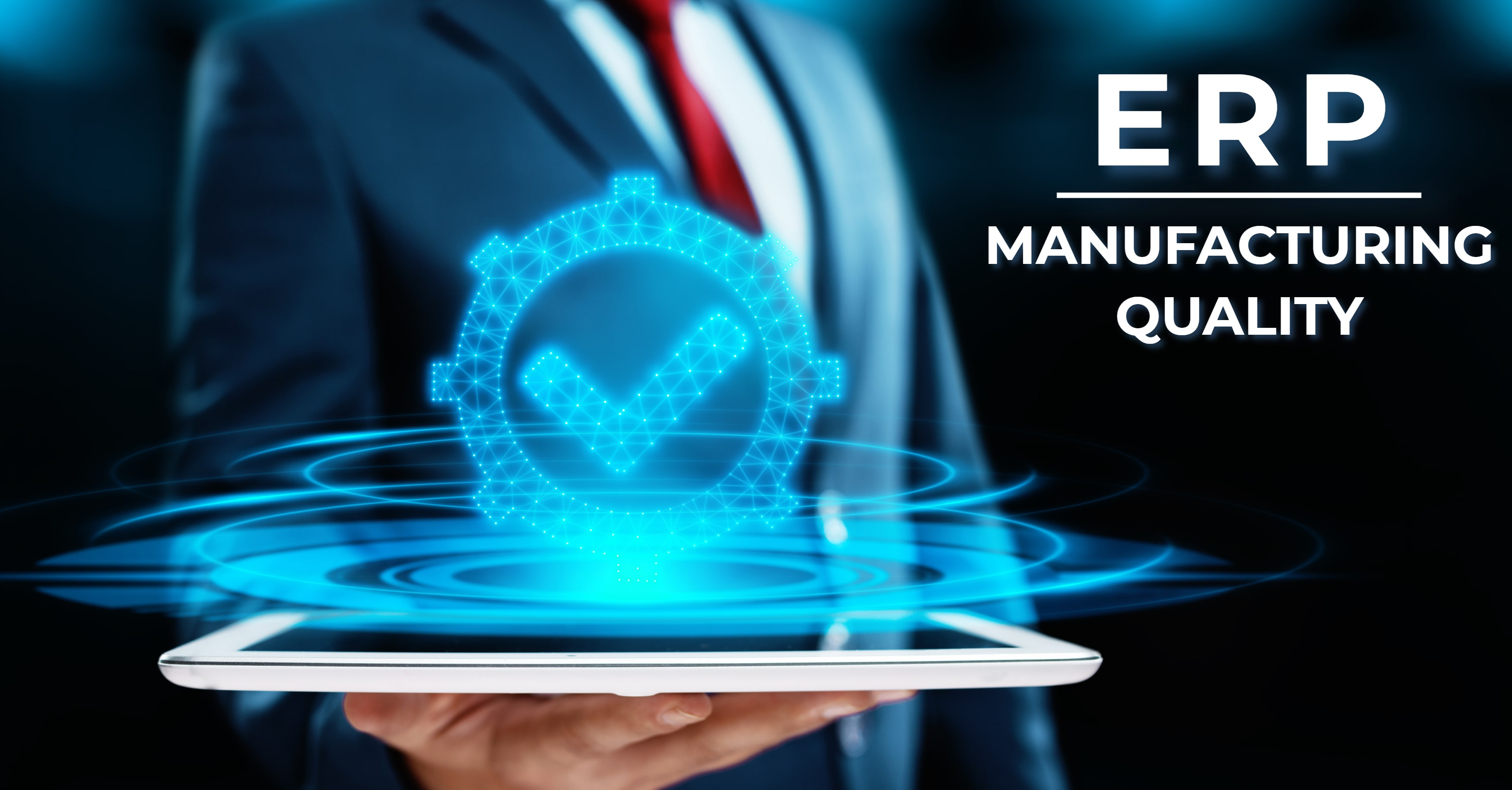 erp manufacturing quality