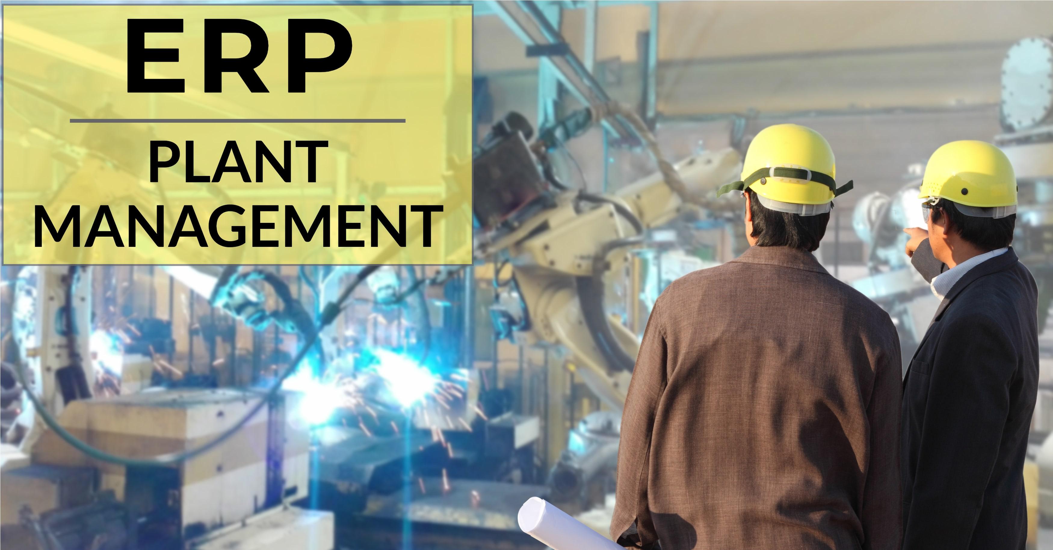 ERP Plant Management