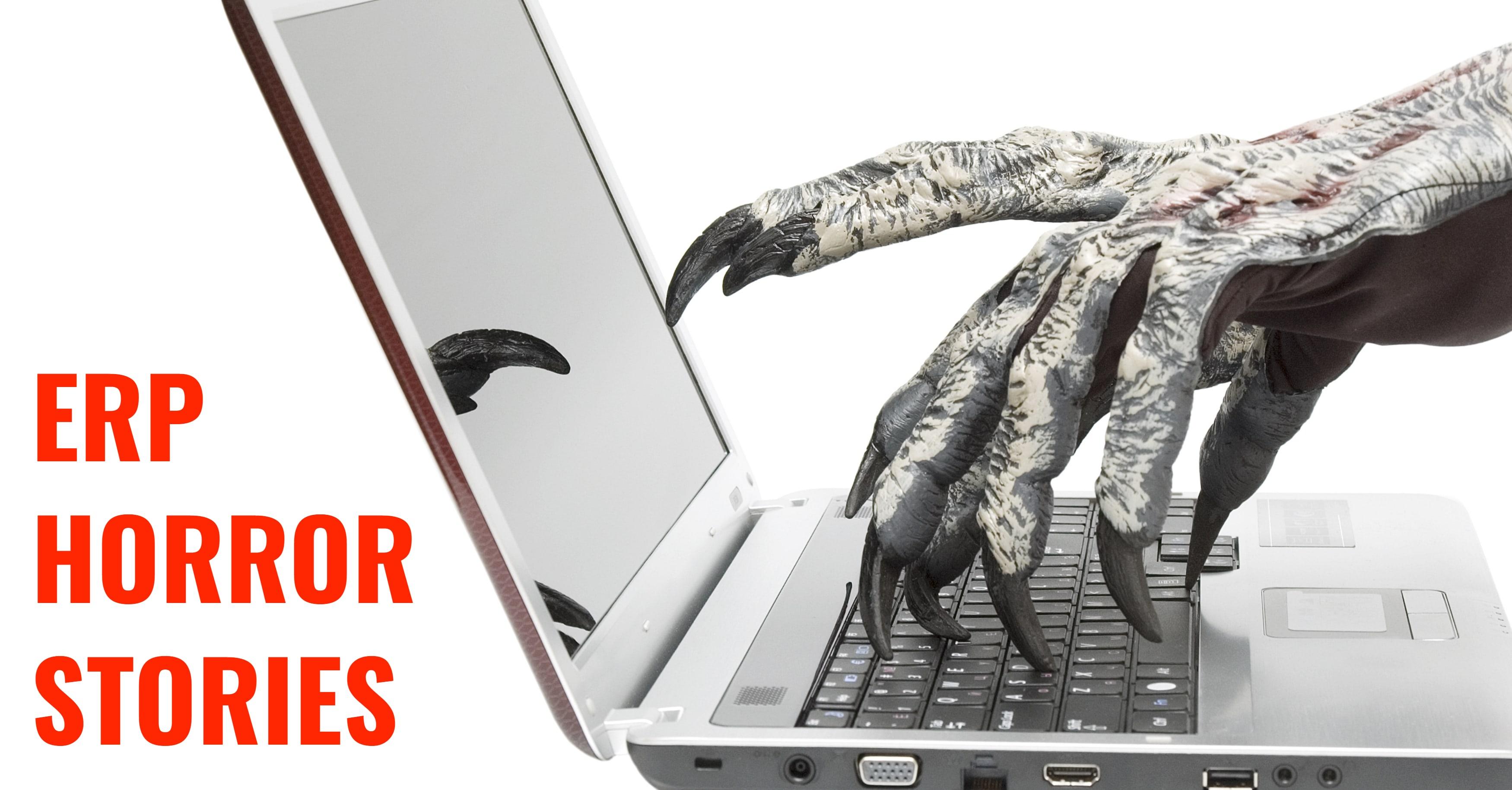 ERP Software Horror