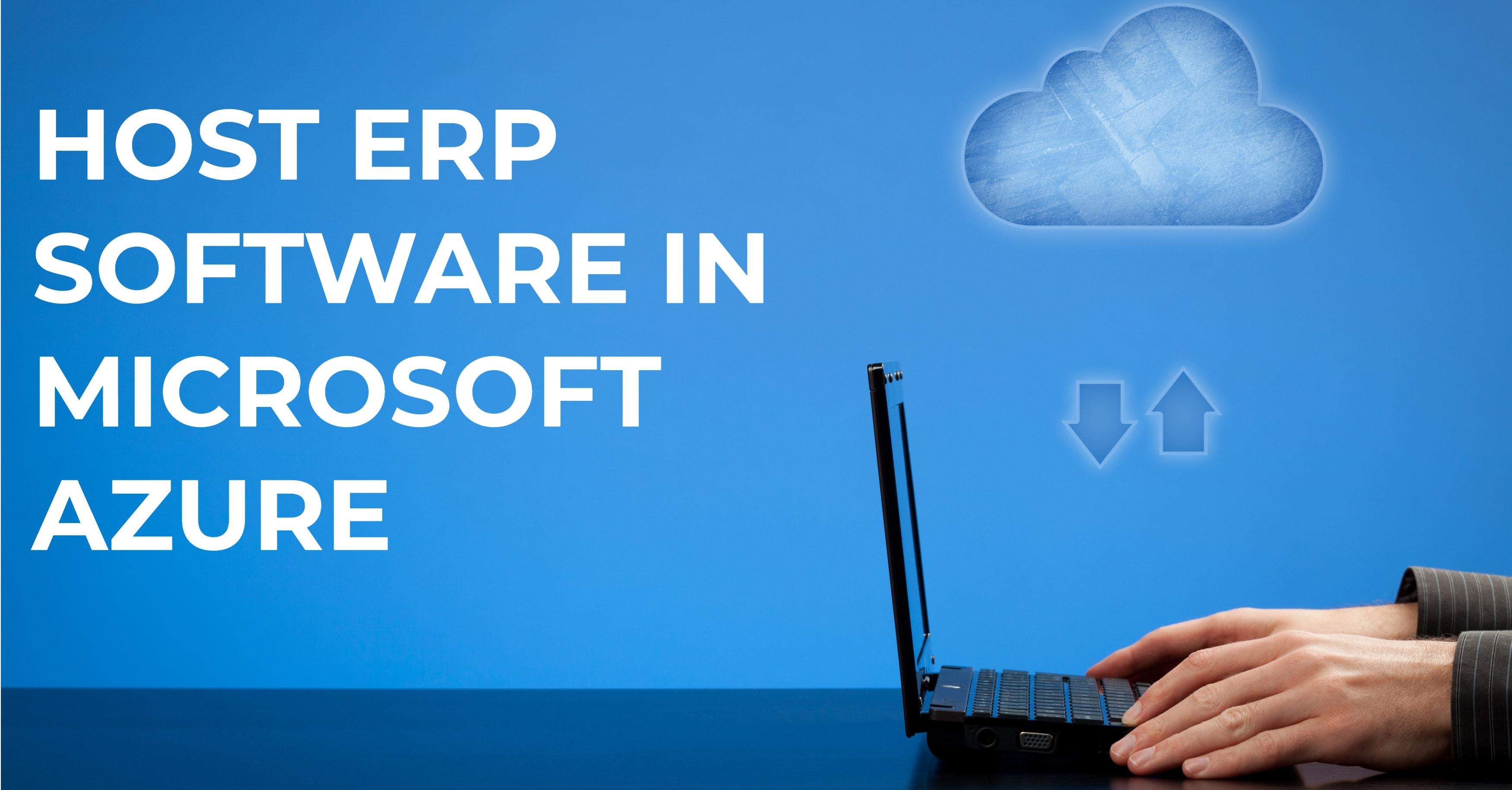 ERP Software Microsoft Azure