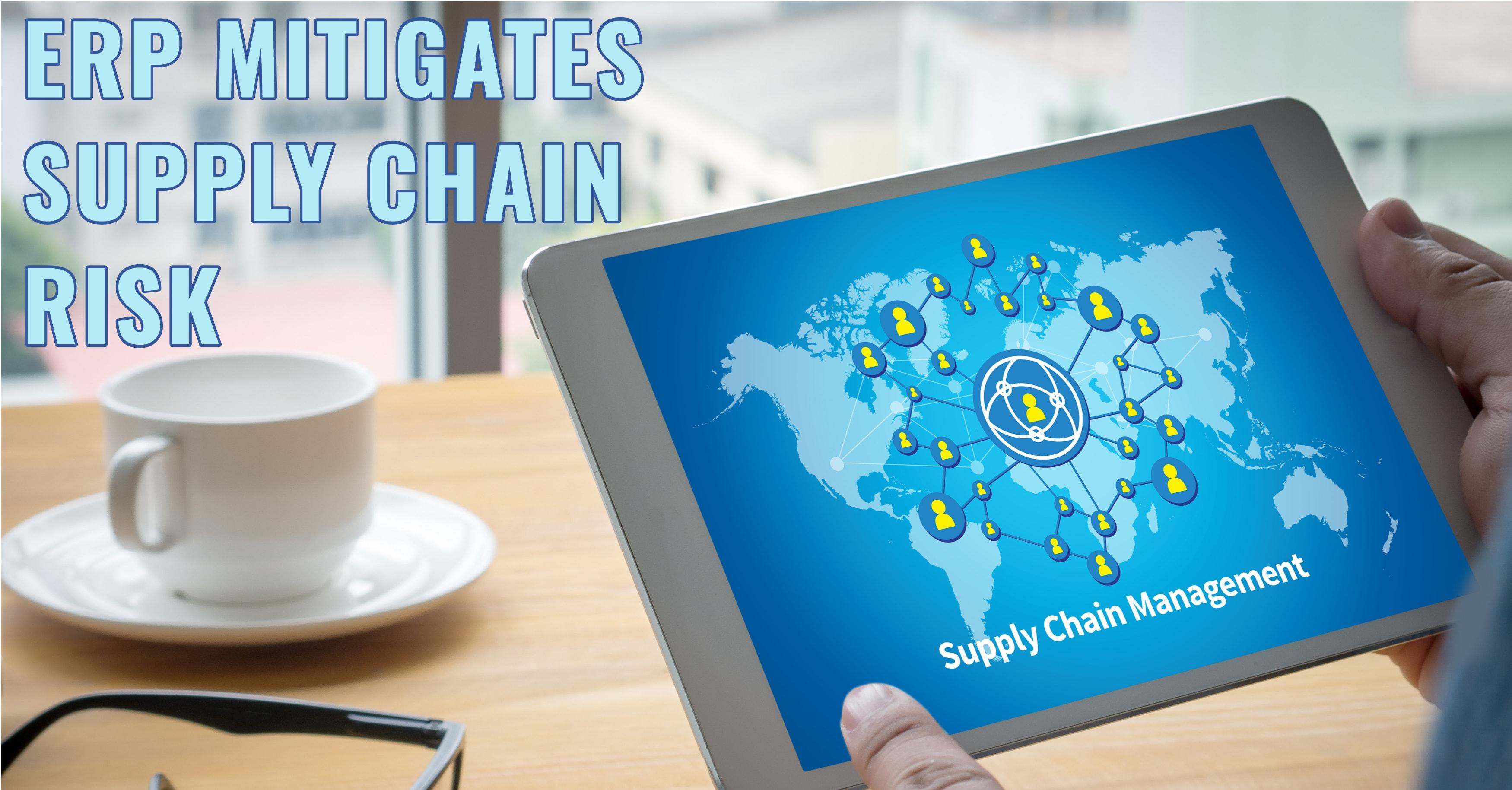 ERP Supply Chain Risk