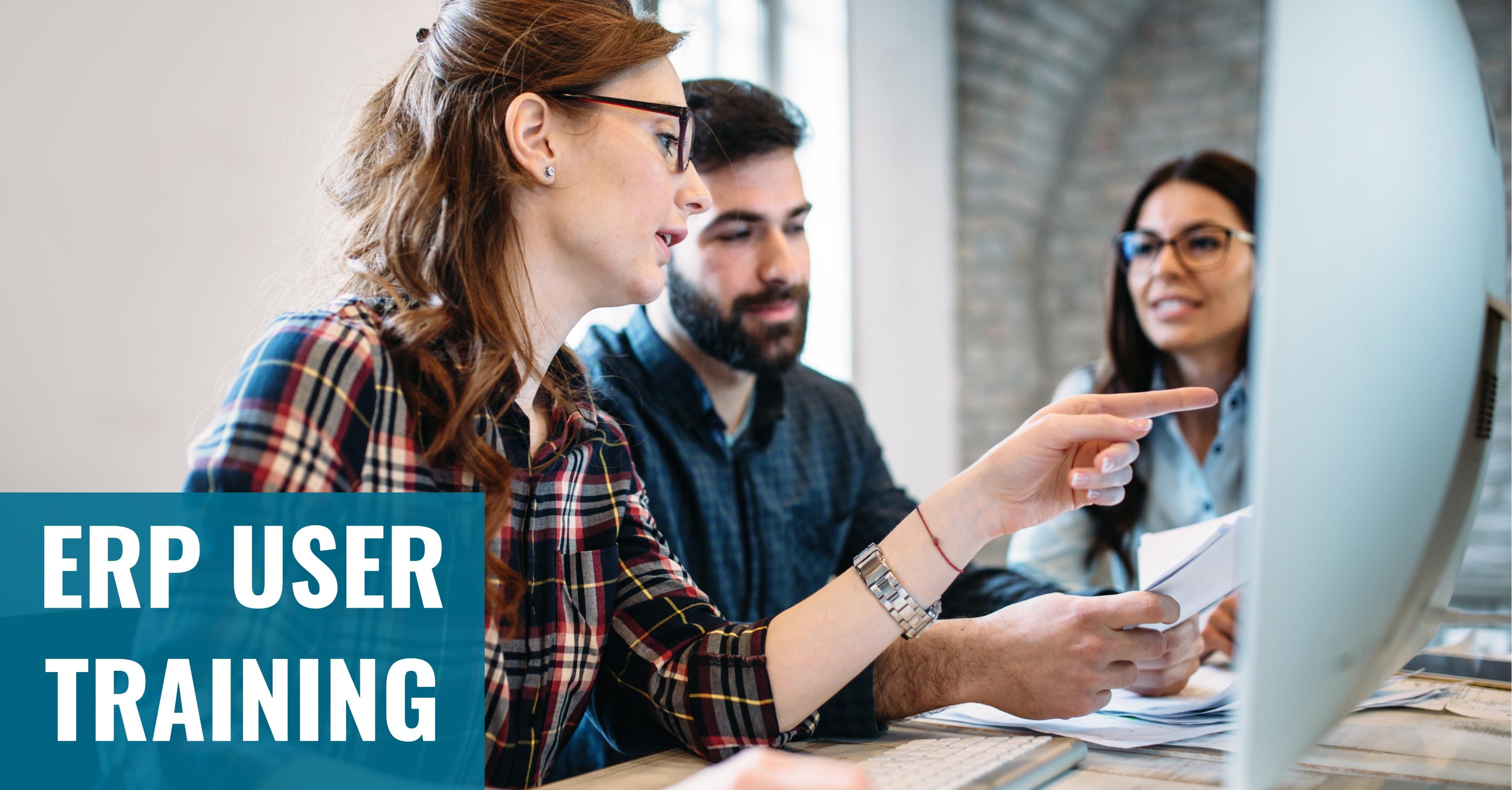 ERP User Training