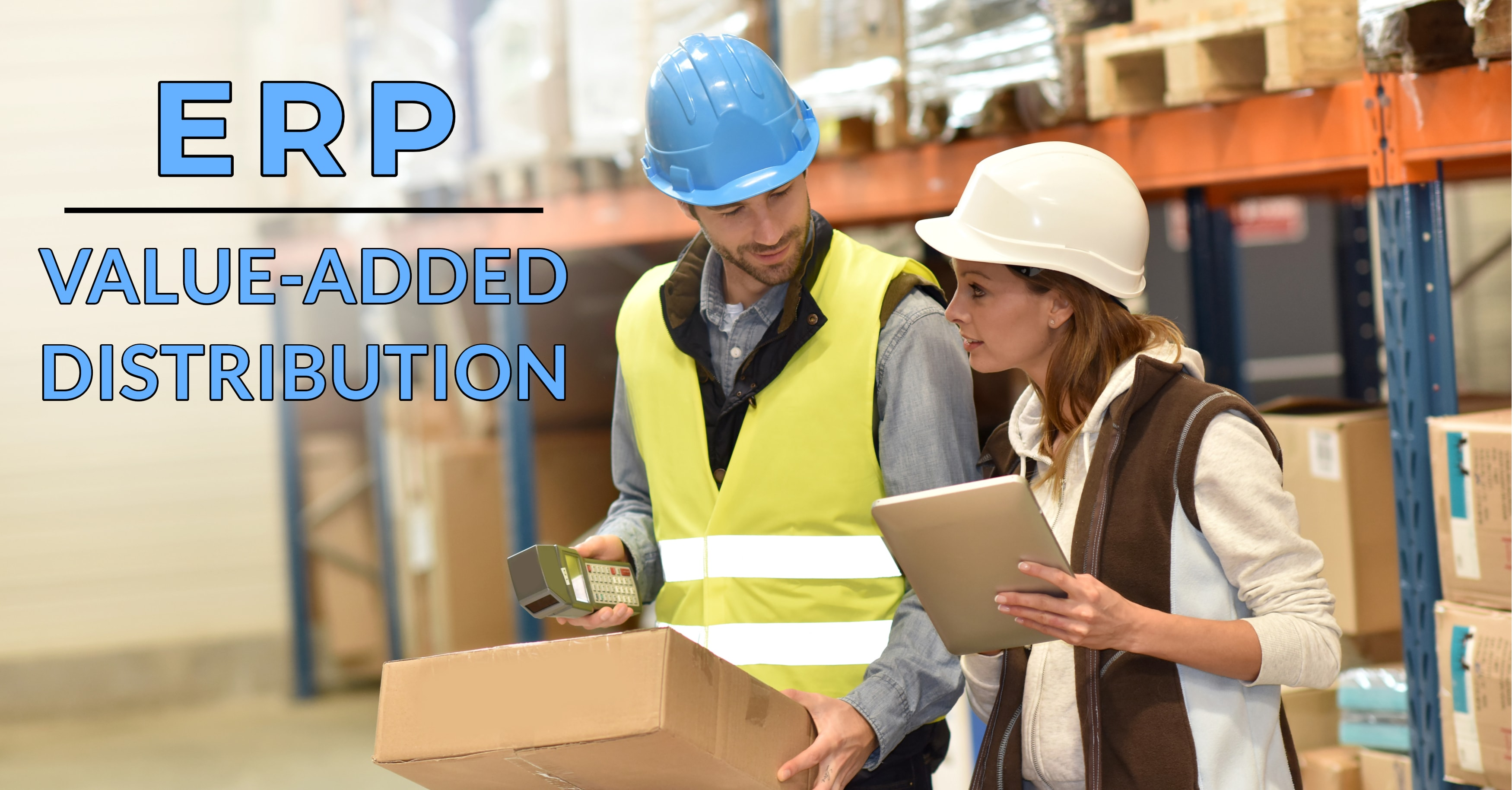 ERP Value-Added Distribution