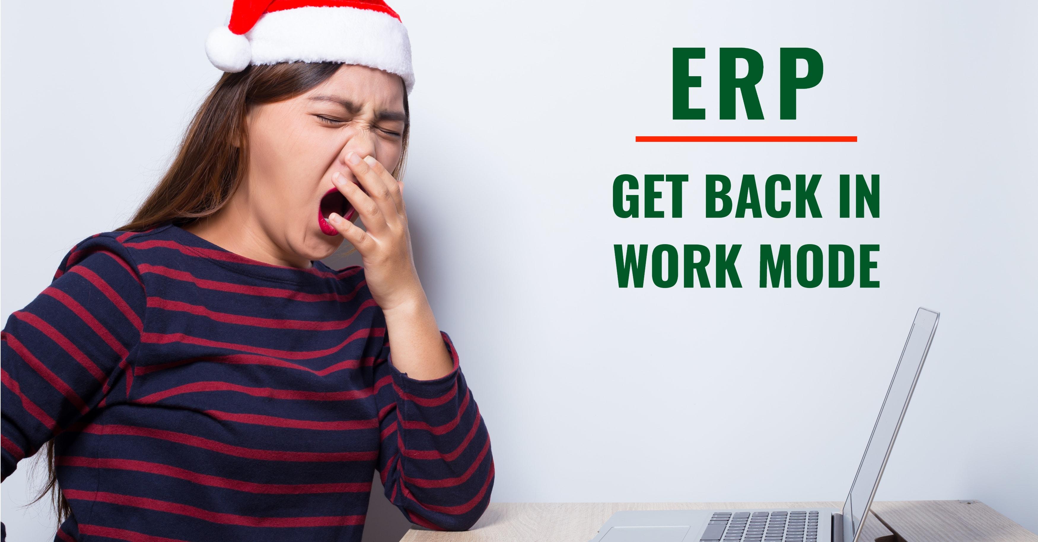 ERP Work Mode